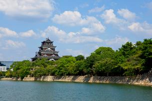 広島城の写真素材 [FYI04072626]
