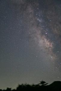 天の川の写真素材 [FYI04073467]
