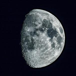 月面の写真素材 [FYI04073483]