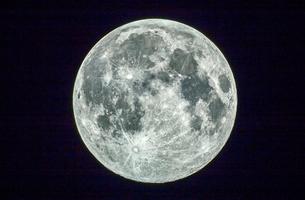 満月の写真素材 [FYI04073485]