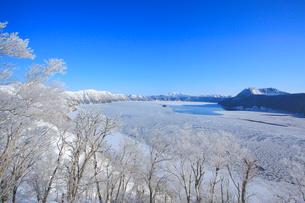 摩周湖の写真素材 [FYI04074333]