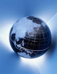 地球の写真素材 [FYI04076837]
