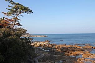 神話伝説の美しい浜辺の写真素材 [FYI04077010]