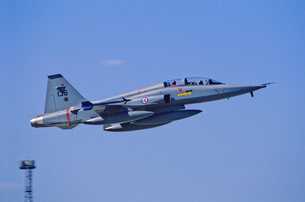 ノルウェー空軍ノースロップF5戦闘機の写真素材 [FYI04077278]