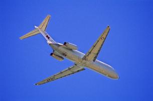 アメリカ空軍C9ナイチンゲール病院機の写真素材 [FYI04077279]
