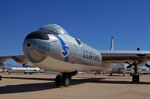 アメリカ空軍コンベアB-36戦略爆撃機の写真素材 [FYI04077282]