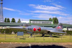 航空自衛隊F-104戦闘機の写真素材 [FYI04077430]