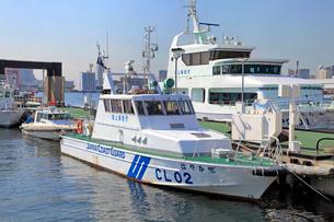 海上保安庁巡視艇 はやかぜの写真素材 [FYI04077438]
