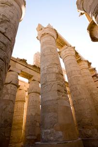 カルナック神殿 アムン大神殿の写真素材 [FYI04077628]