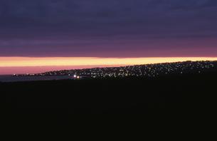 ジェフリーズベイの夜景の写真素材 [FYI04077874]