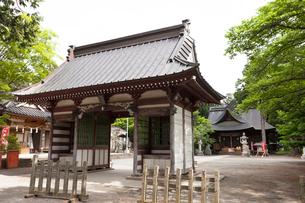 冨士御室浅間神社 里宮 の写真素材 [FYI04078221]