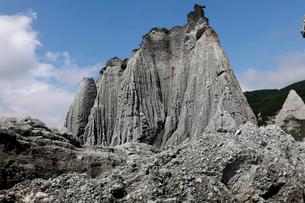 青森県 仏ヶ浦 -海岸の侵食地形-の写真素材 [FYI04078304]