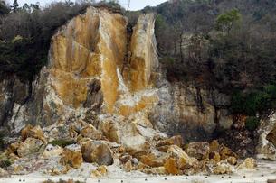 佐賀県 泉山磁石場 -有田焼の陶石鉱山-の写真素材 [FYI04078307]