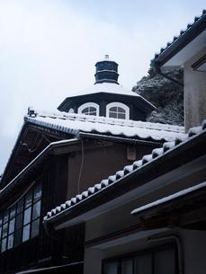 新潟県 佐渡島 赤泊 旧田辺邸の写真素材 [FYI04078425]