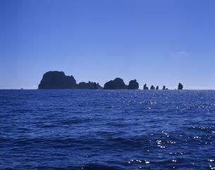 聟島列島 針の島の写真素材 [FYI04078673]