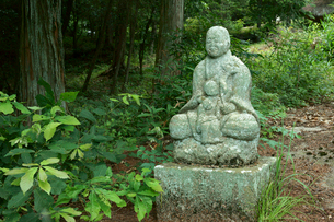 寺居山・五百羅漢の写真素材 [FYI04079032]