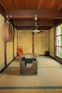 童話作家・新美南吉の生家 居室の写真素材 [FYI04079060]