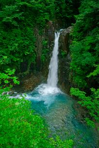 高樽の滝 付知峡の写真素材 [FYI04079163]