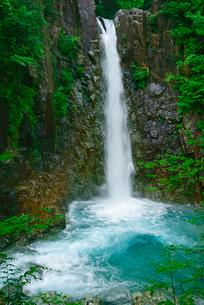 高樽の滝 付知峡 の写真素材 [FYI04079180]