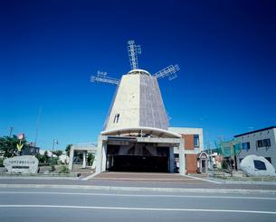 デ・モーレンの風車の写真素材 [FYI04079658]