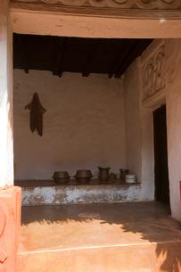 ビシアセ神殿 祭壇の写真素材 [FYI04079775]