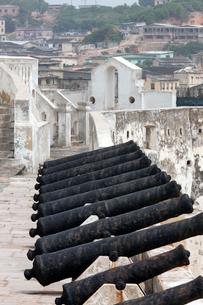 ケープコースト城塞の写真素材 [FYI04079789]