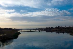 ユーフラテス川の写真素材 [FYI04079796]