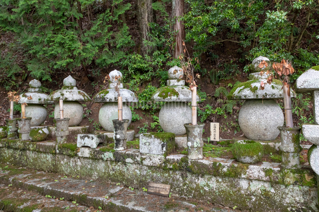 小堀家の墓所の写真素材 [FYI04080011]