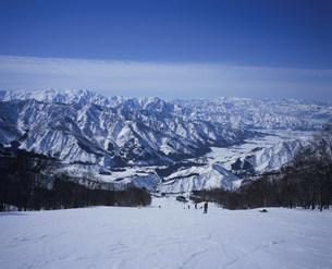 六日町八海山スキー場の写真素材 [FYI04080176]