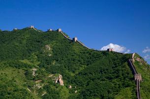 万里長城の司馬台長城の写真素材 [FYI04080522]