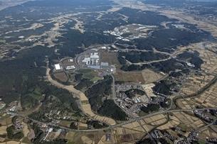 大衡村~大和町 仙台北部中核工業団地の写真素材 [FYI04080535]