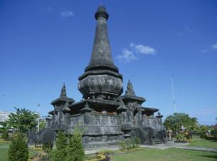 ププタン記念碑の写真素材 [FYI04080624]