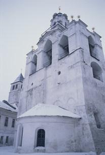 プレオブラジェンスキー修道院の写真素材 [FYI04080716]