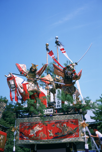 敦賀祭 気比神宮の写真素材 [FYI04080874]