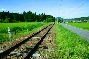明知鉄道の写真素材 [FYI04080913]