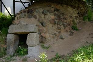 龍門司焼古窯跡の写真素材 [FYI04081127]