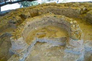 石器時代のテンタ遺跡の写真素材 [FYI04081247]