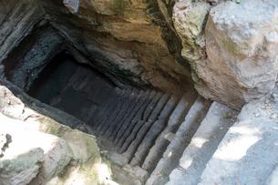 聖ソロモニスのカタコンブの写真素材 [FYI04081252]