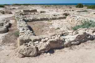 青銅器時代のマア遺跡の写真素材 [FYI04081265]