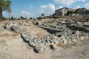 青銅器時代のタマッソス遺跡の写真素材 [FYI04081267]