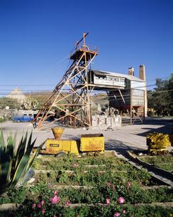 バレンシアナ銀鉱山の写真素材 [FYI04081454]