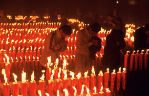 宝徳山稲荷大社神幸祭の写真素材 [FYI04081865]
