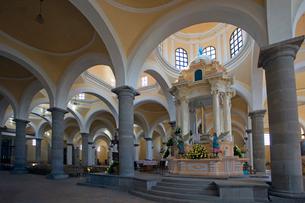 サンガブリエル修道院内部の写真素材 [FYI04081878]