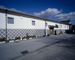 吉井町観光会館の土蔵の写真素材 [FYI04082351]