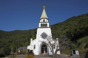 浜脇教会の写真素材 [FYI04082712]