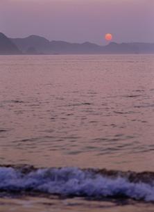 熊野古道 那智の浜の写真素材 [FYI04082888]