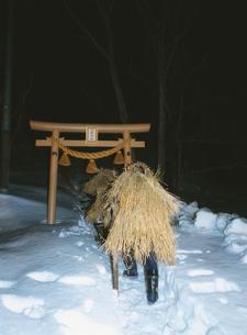 寺沢の悪魔祓い ヤマハゲの写真素材 [FYI04082951]