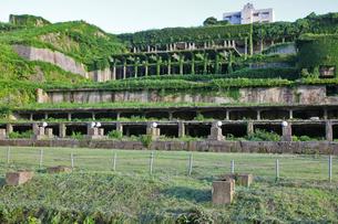 北沢浮遊選鉱場の写真素材 [FYI04083044]