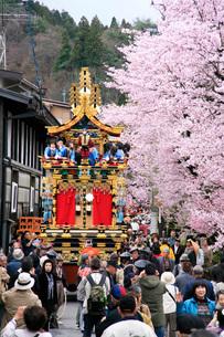 高山祭の写真素材 [FYI04083067]
