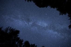 天の川の写真素材 [FYI04083708]